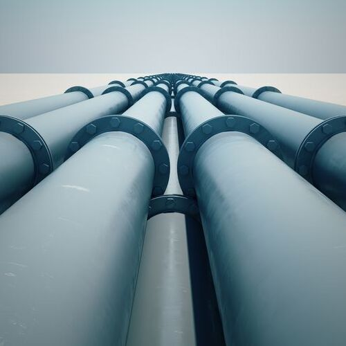 pipeline transportation is most common way of transporting goods such as oil, natural gas or water on long distances