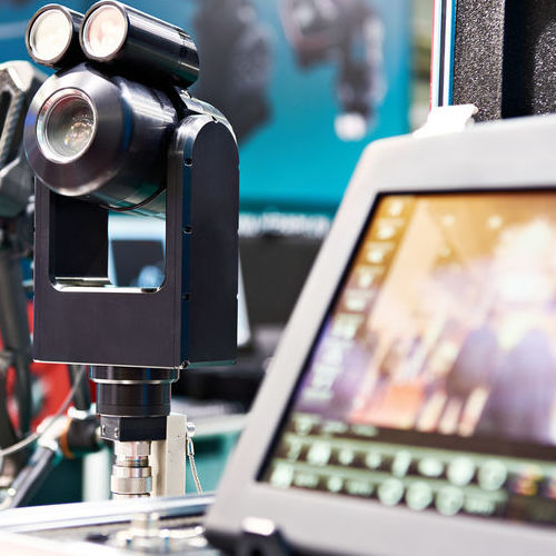 Video endoscope. System of visual inspection and the inspection of containers, tanks, pipes